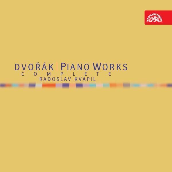 CD DVORAK ANTONIN PIANO WORKS - COMPLETE