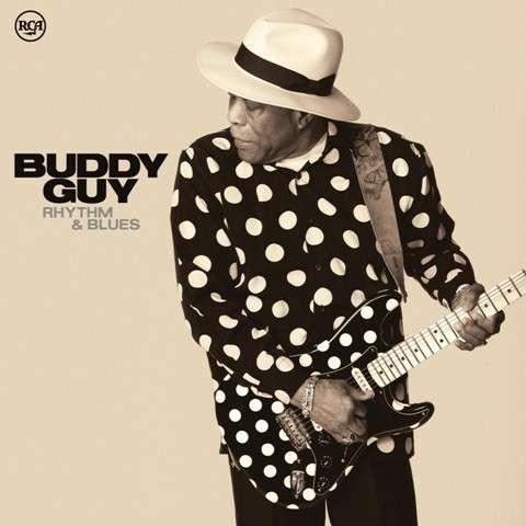 CD GUY, BUDDY - Rhythm & Blues