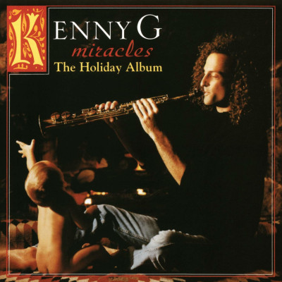 Vinyl KENNY G - Miracles: The Holiday Album