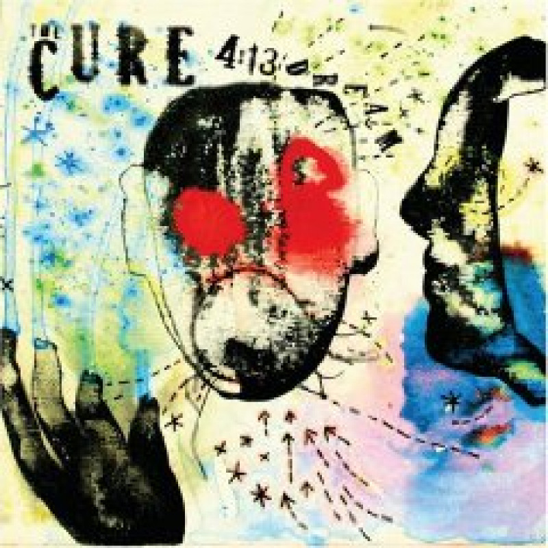 The Cure - CD 4:13 DREAM