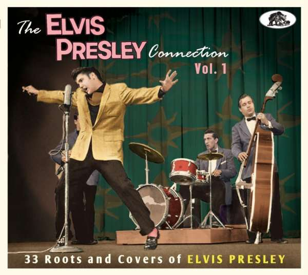 CD V/A - ELVIS PRESLEY CONNECTION VOL.1