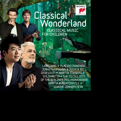 CD V/A - Classical Wonderland: Classical Music For Children