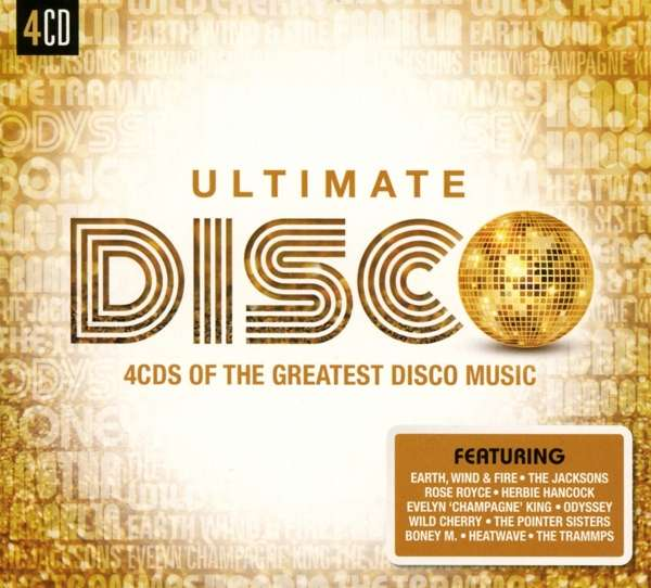 CD V/A - Ultimate... Disco