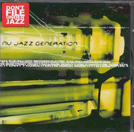 CD V/A - NU JAZZ GENERATION -11TR-