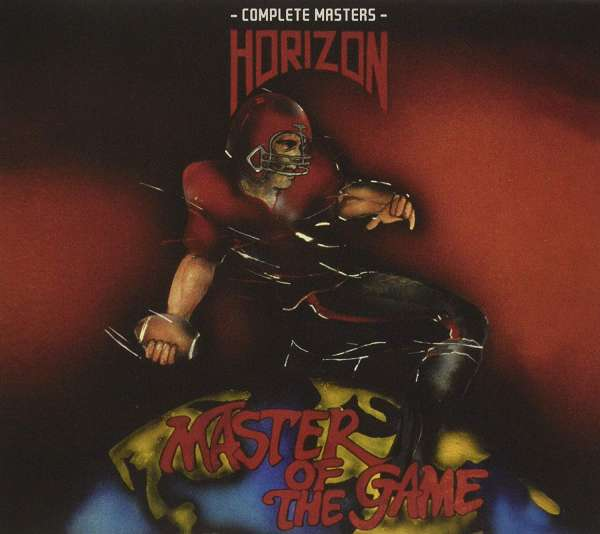 """CD HORIZON - MASTER OF THE GAME """"COMPLETE MASTERS"""""""