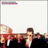 CD CAVE, NICK & THE BAD SEEDS - LIVE AT THE ROYAL ALBERT HALL, LONDON, 19TH MAY 1997