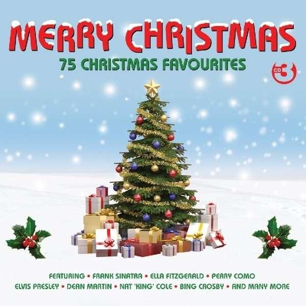 CD V/A - MERRY CHRISTMAS