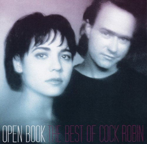 CD Cock Robin - Open Book - the Best of