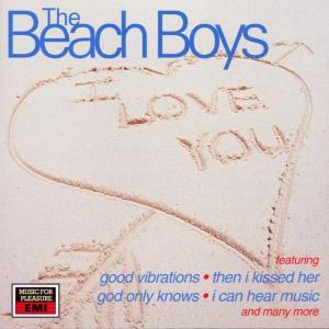 CD BEACH BOYS - I LOVE YOU