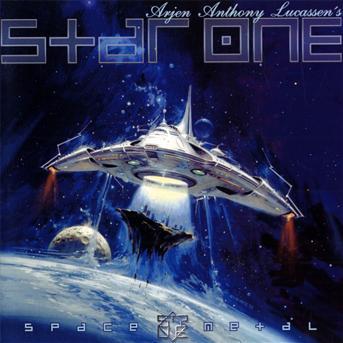 CD Star One - Space Metal