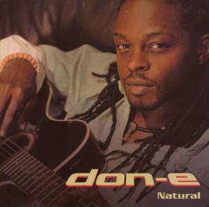 CD DON-E - NATURAL