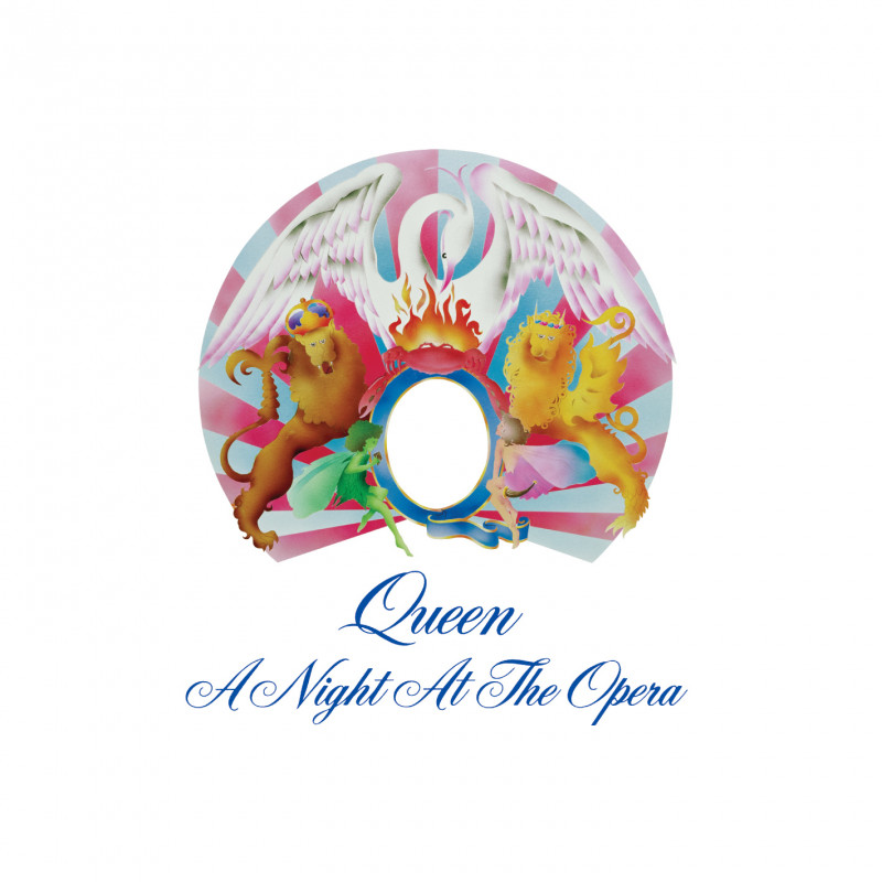 Queen - CD A NIGHT AT THE OPERA/DELUX