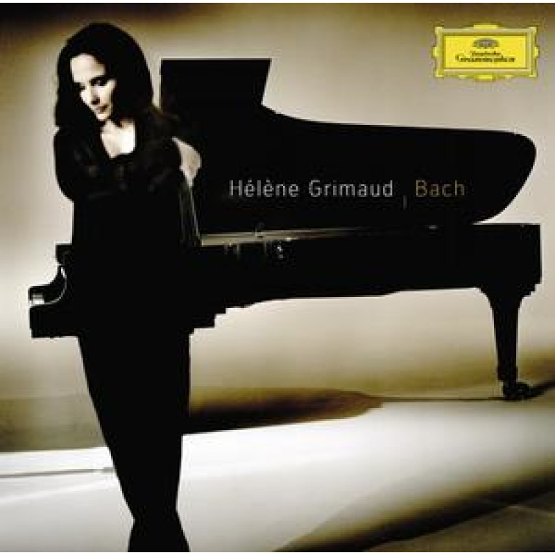 CD GRIMAUD HELENE - J.S.Bach-Preludia a fugy/Konc.pro klavir 1