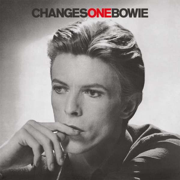 David Bowie - Vinyl CHANGESONEBOWIE