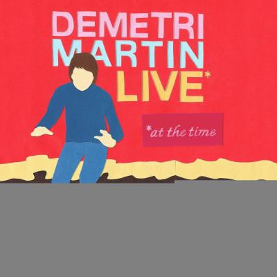 Vinyl MARTIN, DEMETRI - LIVE (AT THE TIME)