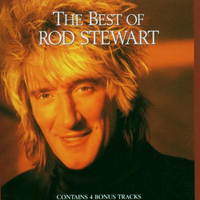 CD STEWART, ROD - BEST OF ROD STEWART,THE
