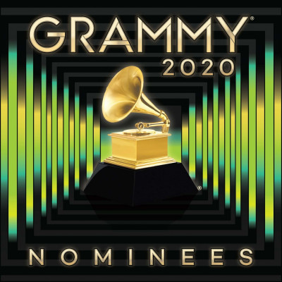 CD VARIOUS ARTISTS - 2020 GRAMMY NOMINEES