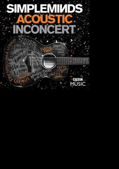 DVD SIMPLE MINDS - ACOUSTIC IN CONCERT/CD