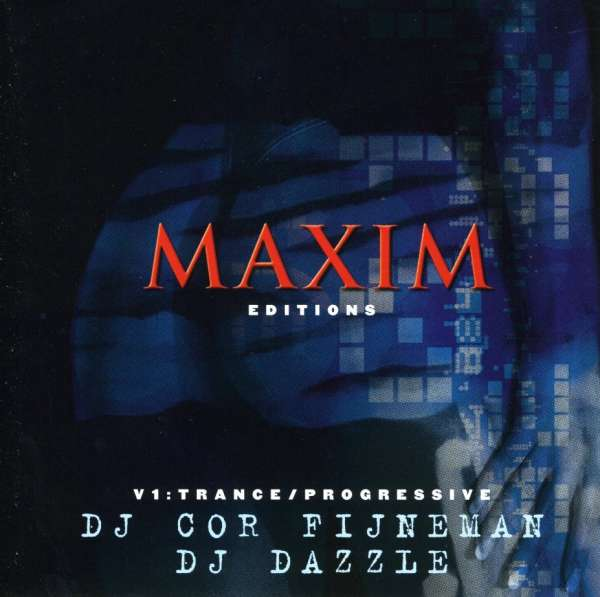 CD V/A - MAXIM EDITIONS V.1
