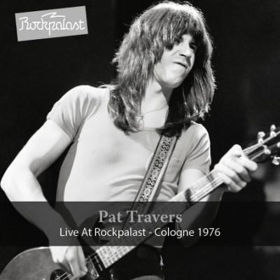 CD TRAVERS, PAT - LIVE AT ROCKPALAST