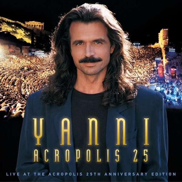 CD YANNI - Yanni - Live at the Acropolis