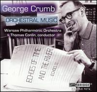 CD CRUMB, G. - ORCHESTRAL MUSIC