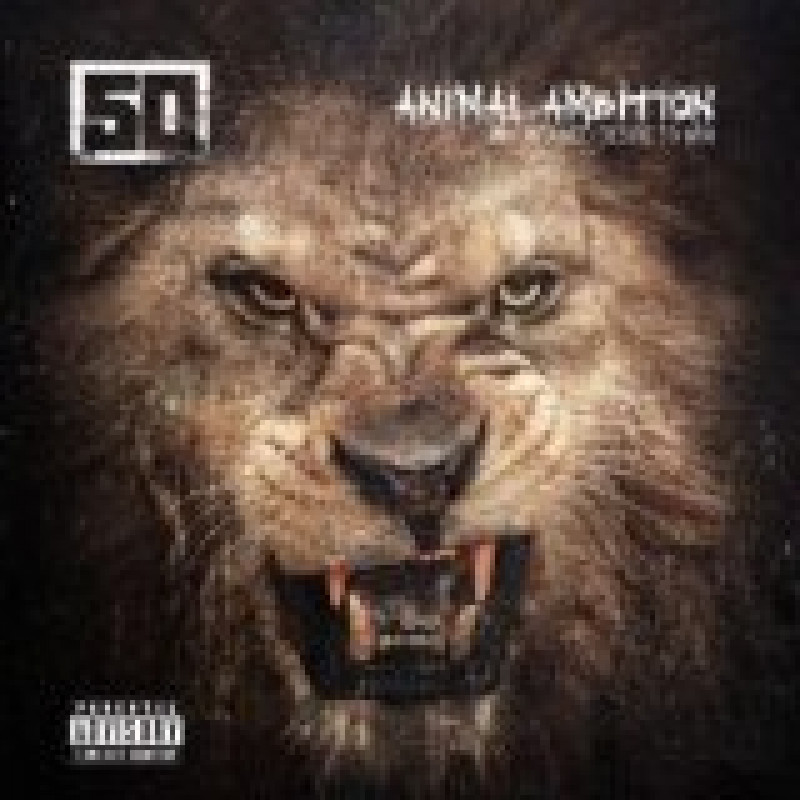 50 Cent - CD Animal Ambition: An Untamed Desire to Win
