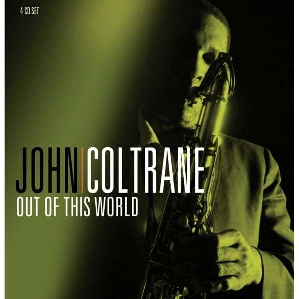 CD COLTRANE, JOHN - OUT OF THIS WORLD