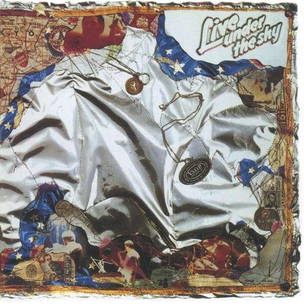 CD V.S.O.P. QUINTET - LIVE UNDER THE SKY