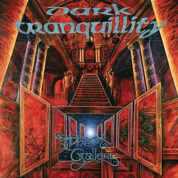 CD DARK TRANQUILLITY - The Gallery (Re-issue 2021)
