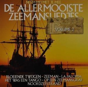 CD V/A - ALLERMOOISTE ZEEMANSLIEDJES VOL.2