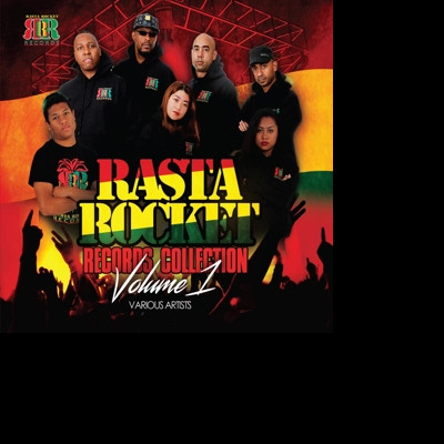 CD V/A - RASTA ROCKET RECORDS COLLECTION VOL.1