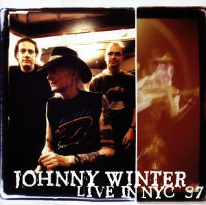 CD WINTER JOHNNY - LIVE IN NYC '97
