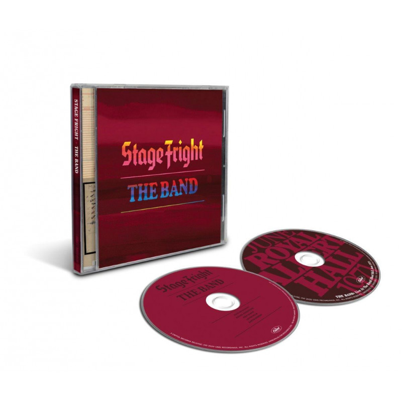 The Band - CD STAGE FRIGHT