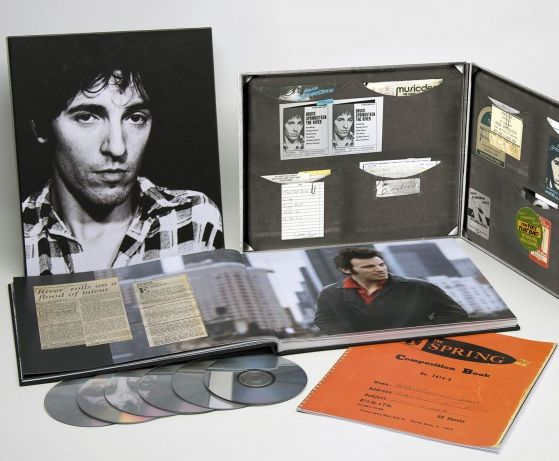 Bruce Springsteen - CD TIES THAT BIND: THE RIVER COLLECTION