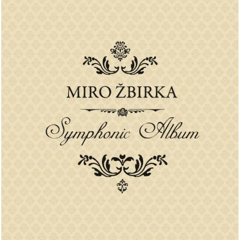 Miro Žbirka - Vinyl SYMPHONIC ALBUM