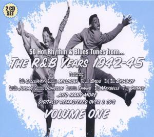 CD V/A - R&B YEARS 1942-45 VOL.1