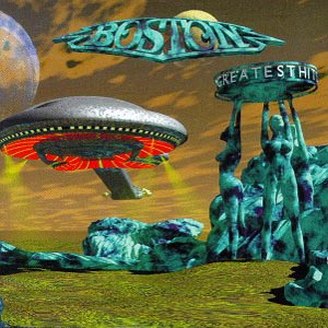 CD BOSTON - Greatest Hits