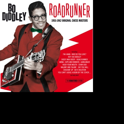CD DIDDLEY, BO - ROAD RUNNER