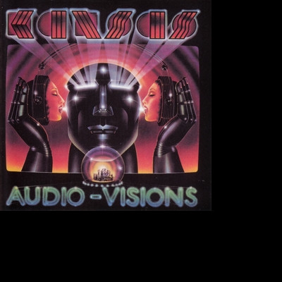 CD KANSAS - AUDIO VISIONS
