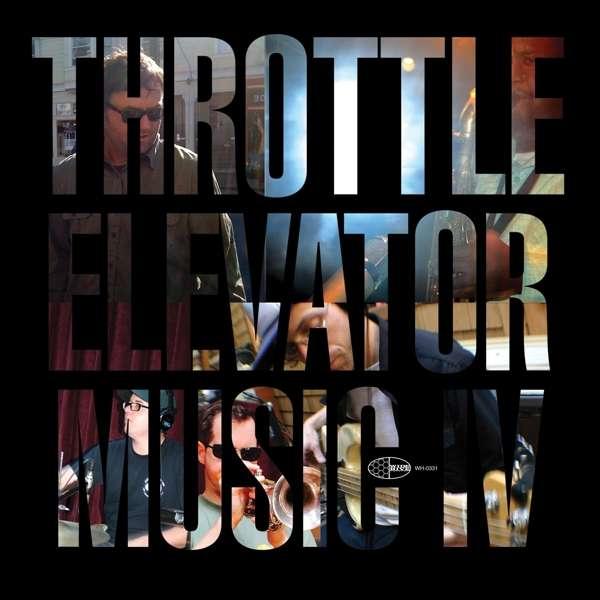 CD THROTTLE ELEVATOR MUSIC - THROTTLE ELEVATOR MUSIC I V