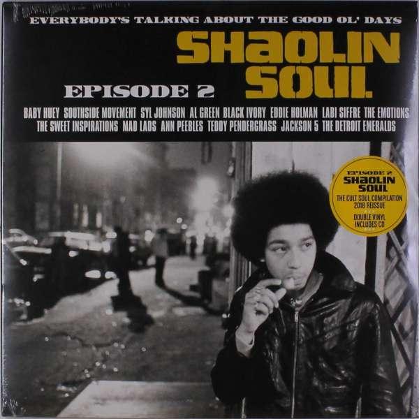 Vinyl V/A - SHAOLIN SOUL EPISODE 2