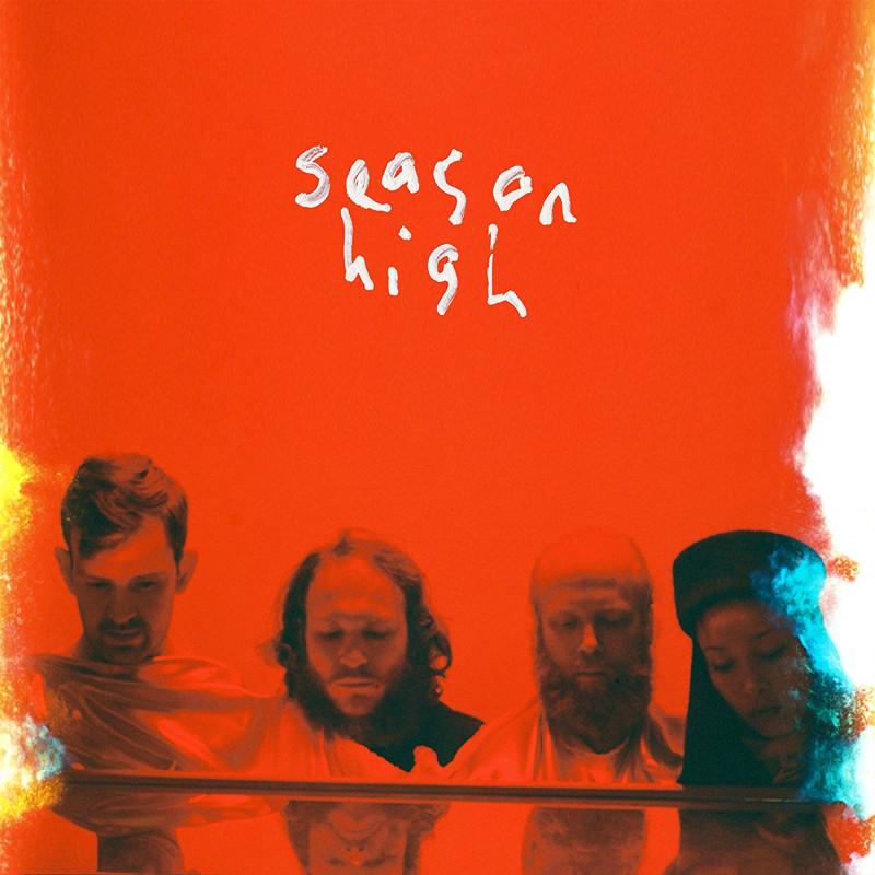 Vinyl LITTLE DRAGON - SEASON HIGH-LP/CD