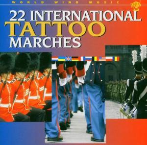 CD V/A - 22 INTERNATIONAL TATTOO M
