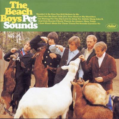 The Beach Boys - CD PET SOUNDS COMPLETE ALBUM