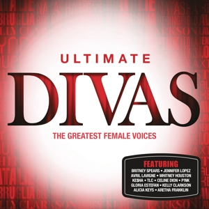 CD V/A - Ultimate... Divas