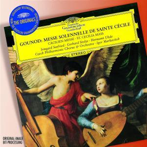 CD MARKEVITCH/CZECH PHIL.S&O. - MESSE SOLENNELLE DE ST.CEC