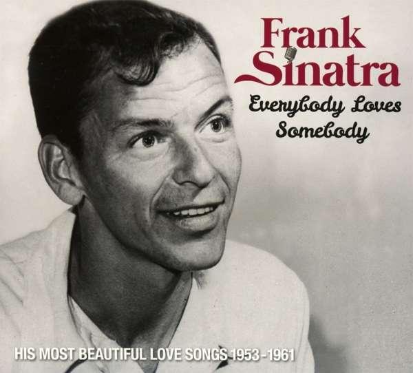 Frank Sinatra - CD EVERYBODY LOVES SOMEBODY
