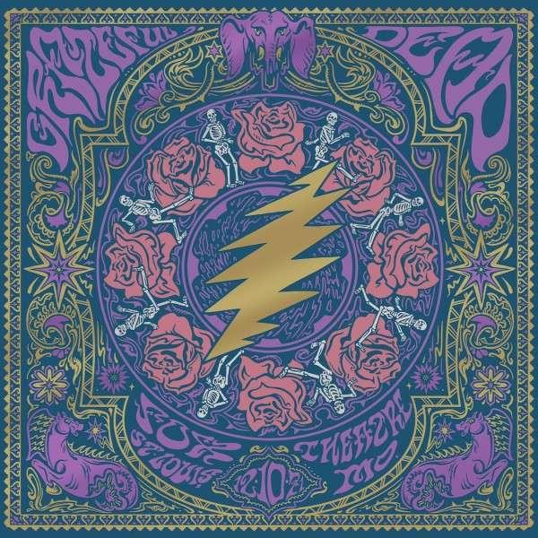 Grateful Dead - CD FOX THEATRE, ST. LOUIS, MO (12,10,71)