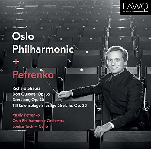 CD PETRENKO, VASILY - R. STRAUSS: DON QUIXOTE OP.35/DON JUAN OP.20/TILL EULEN